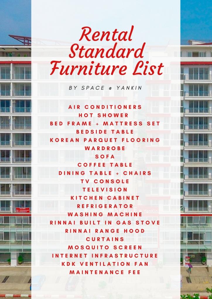 Standard Rental List (1)